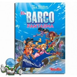 EL BARCO FANTASMA , TEA STILTON 5