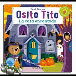 OSITO TITO , LA CASA ENCANTADA