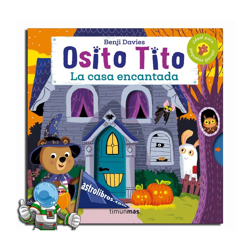 OSITO TITO. LA CASA ENCANTADA