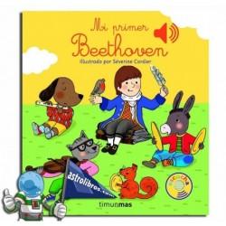MI PRIMER BEETHOVEN | LIBRO MUSICAL