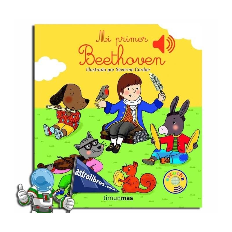 Mi primer Beethoven. Erderaz.