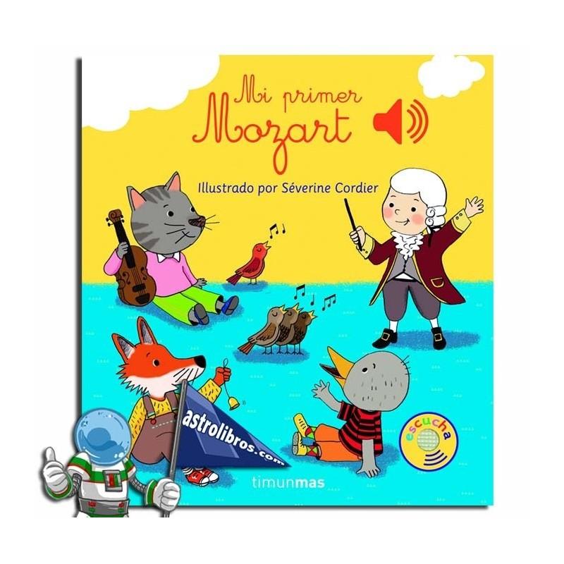 Mi primer Mozart. Erderaz.