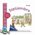 Septiembre. Libro colección Mi mes
