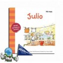 Julio. Libro colección Mi mes