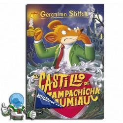 EL CASTILLO DE ZAMPACHICHA MIAUMIAU. GERONIMO STILTON 14.