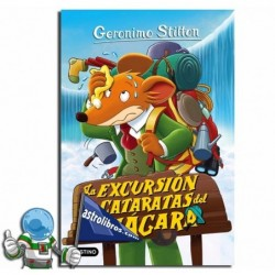 LA EXCURSION A LAS CATARATAS DEL NIAGARA. GERONIMO STILTON 46.