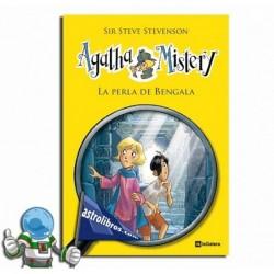 La perla de Bengala. Agatha Mistery 2.