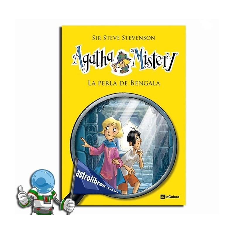 LA PERLA DE BENGALA, AGATHA MISTERY 2