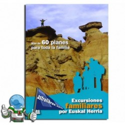 Excursiones familiares por Euskal Herria. Erderaz.