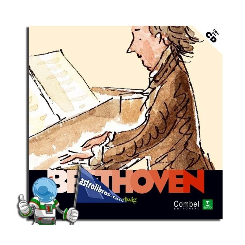 Ludwig Van Beethoven. Descubrimos a los músicos.