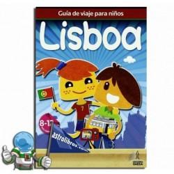 Lisboa. Guía de viajes para niños. Erderaz.