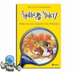 Agatha Mistery 4. Robo en las cataratas del Niágara.