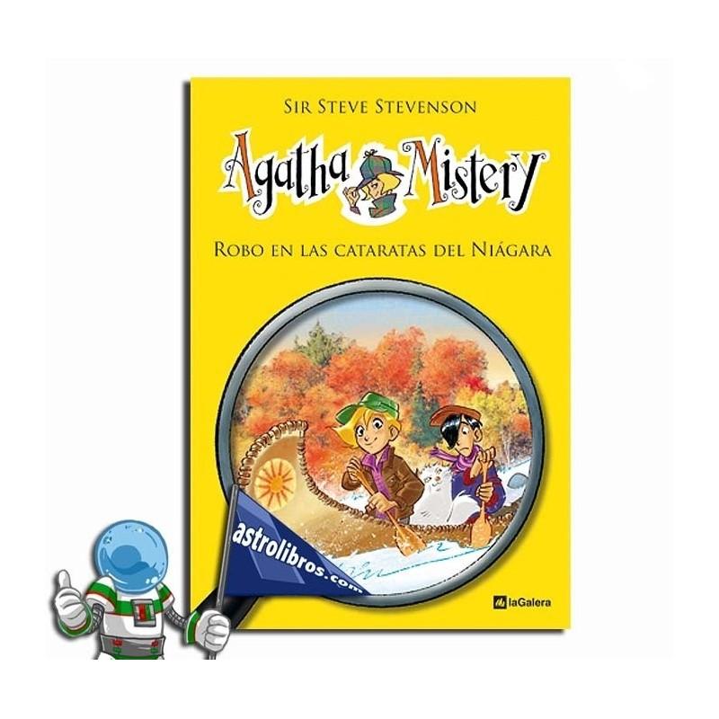 Agatha Mistery 4 | Robo en las cataratas del Niágara