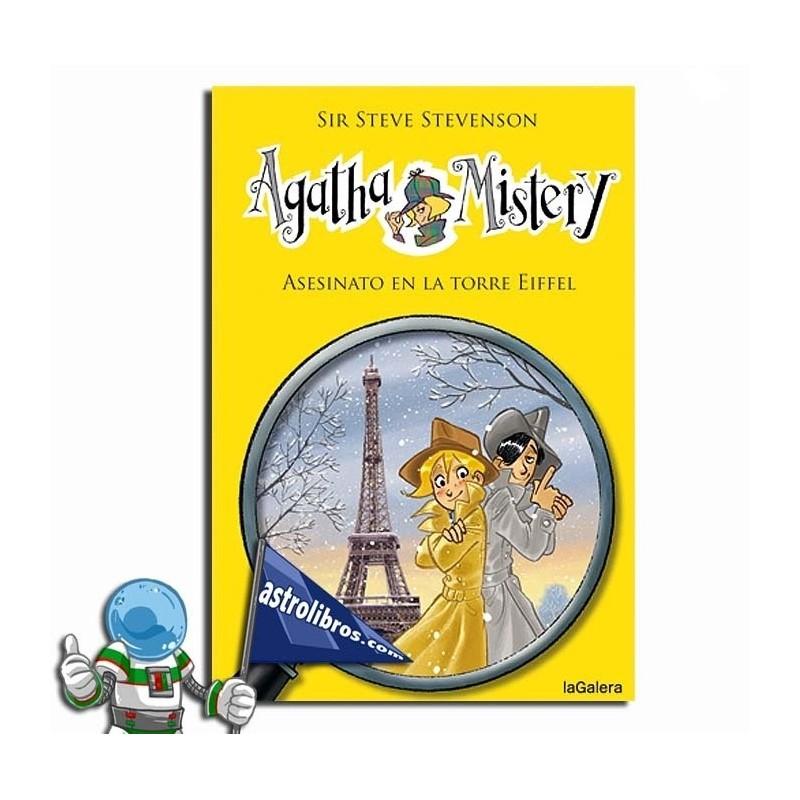 Agatha Mistery 5 | Asesinato en la Torre Eiffel