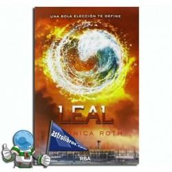 Leal. Saga Divergente Libro 3.
