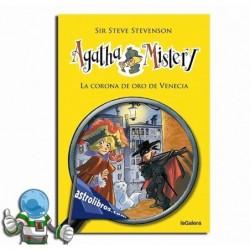 LA CORONA DE ORO DE VENECIA, AGATHA MISTERY 7