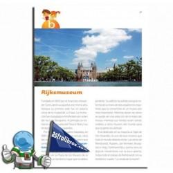 Amsterdam. Guía de viajes para niños. Erderaz.