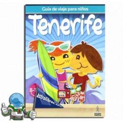 Tenerife. Guía de viajes para niños. Erderaz.