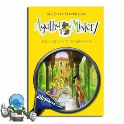Agatha Mistery 12. Investigación en Granada.