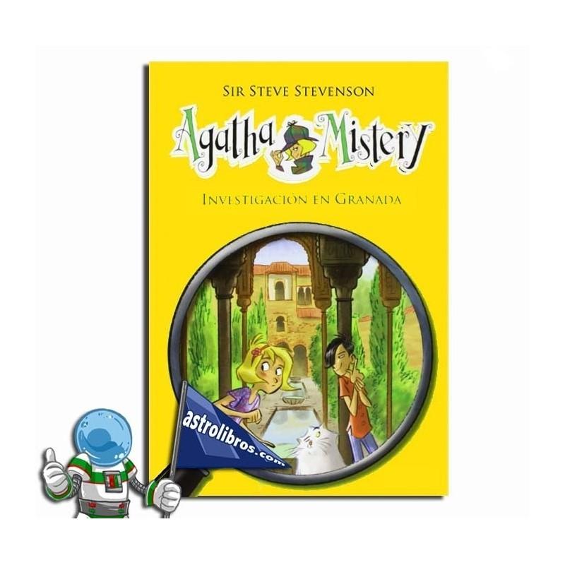 Agatha Mistery 12 | Investigación en Granada