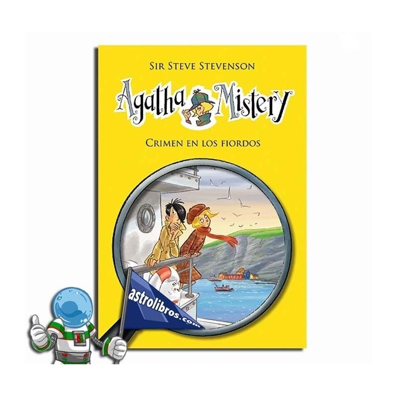 Agatha Mistery 10. Crimen en los Fiordos.