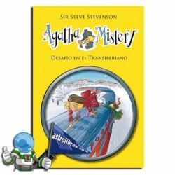 Agatha Mistery 16. Desafío en el Transiberiano.
