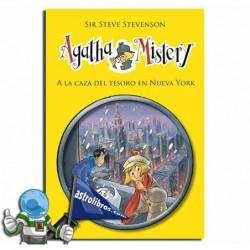 Agatha Mistery 14. A la caza del tesoro en Nueva York.