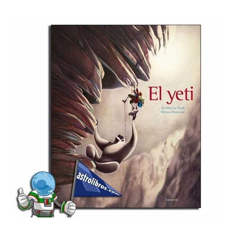 El Yeti. Álbum ilustrado. Erderaz.