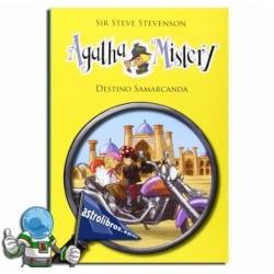 Agatha Mistery 16. destino Samarcanda.