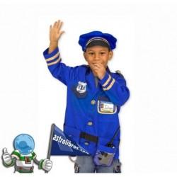 DISFRAZ INFANTIL DE POLICÍA