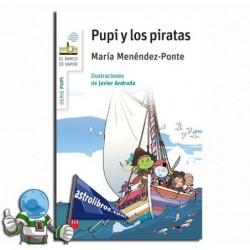 PUPI Y LOS PIRATAS , PUPI 14