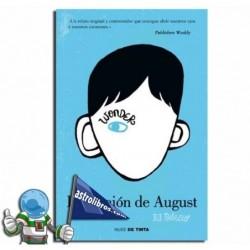 Wonder. La lección de August. Libro juvenil.
