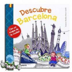 Descubre Barcelona. Erderaz.