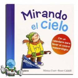 MIRANDO EL CIELO | LIBRO INFANTIL