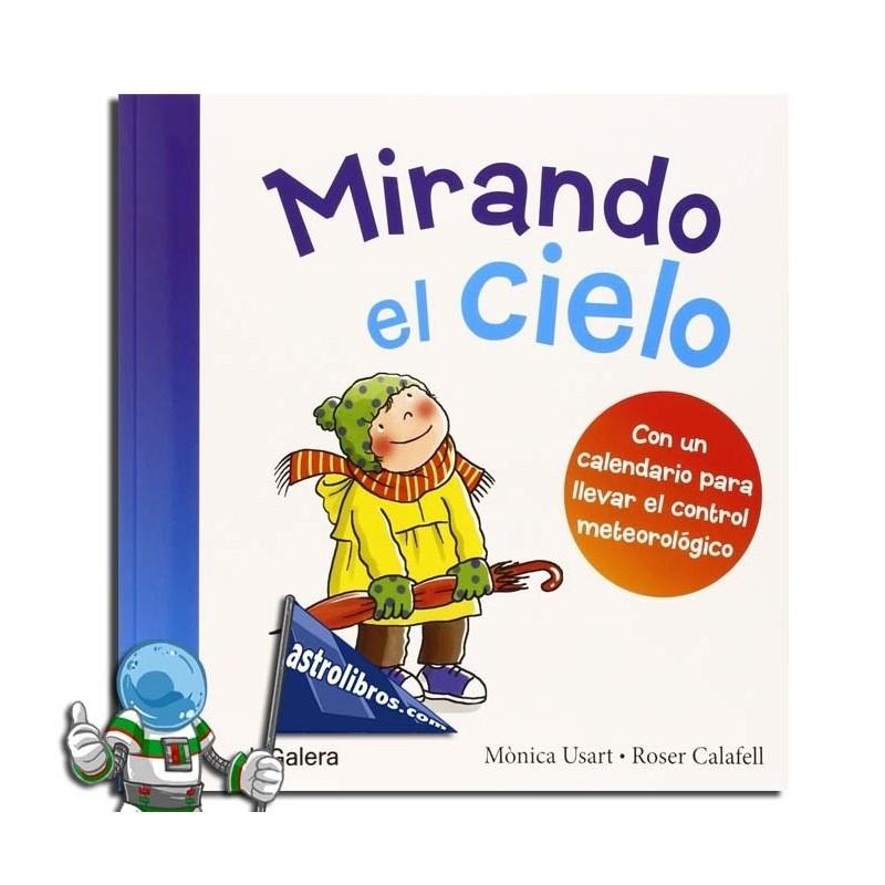 MIRANDO EL CIELO, LIBRO INFANTIL