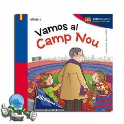 VAMOS AL CAMP NOU