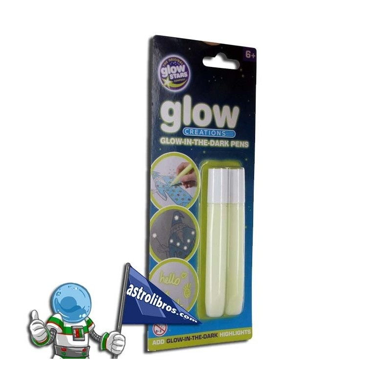ROTULADORES GLOW IN THE DARK