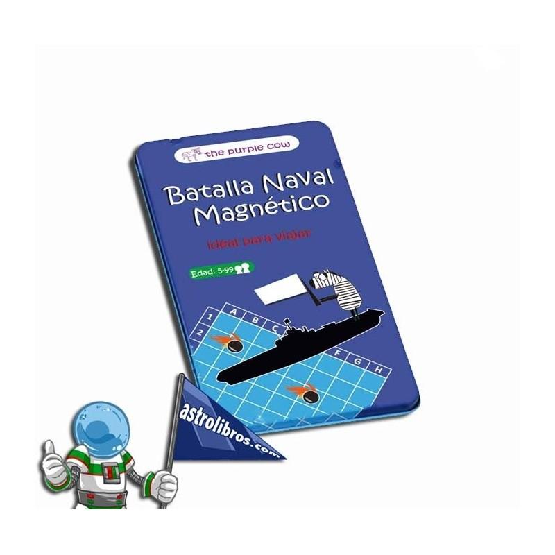 BATALLA NAVAL. JUEGO MAGNÉTICO