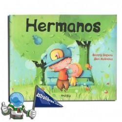 HERMANOS. LIBRO ILUSTRADO