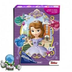 La Princesa Sofía. Mi libro-juego. Erderaz.