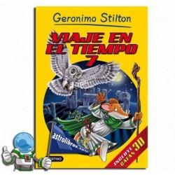 GERONIMO STILTON. VIAJE EN EL TIEMPO 7