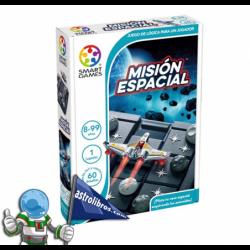 MISIÓN ESPACIAL. JUEGO DE LÓGICA PARA UN JUGADOR