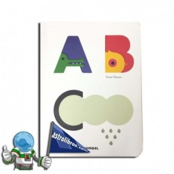 ABC-BOOK. Inglés-español.