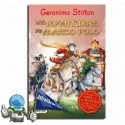 Las aventuras de Marco Polo. Geronimo Stilton.