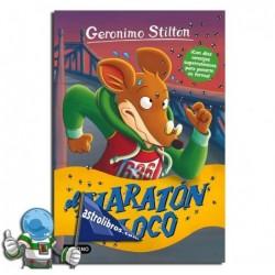 Gerónimo Stilton nº45. El maratón más loco.