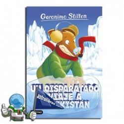 Gerónimo Stilton nº5. Un disparatado viaje a Ratikistán.