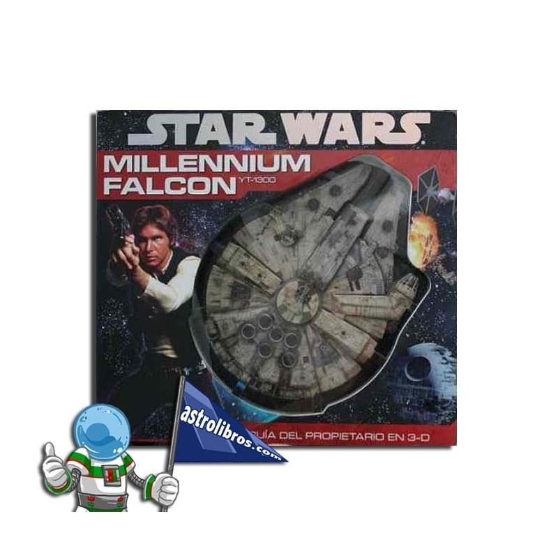 MILLENNIUM FALCON.STAR WARS
