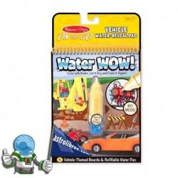 Vehículos. Water Wow.