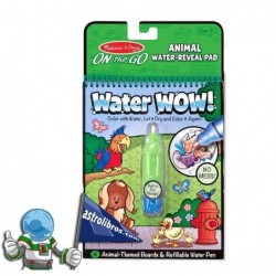 WATER WOW ANIMALES