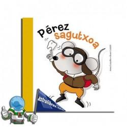 PÉREZ SAGUTXOA | LIBURUA
